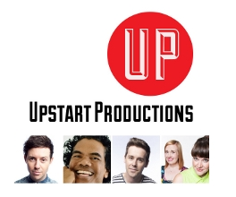 UPSTART PRODUCTIONS - OFFICIAL WEBSITE: Site designed by Epod for Upstart Productions.